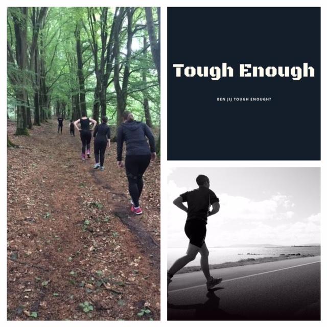 Hardlopen met Tough Enough
