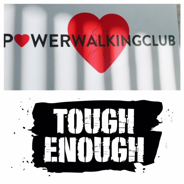 Tough Enough Powerwalkingclub gaan samenwerken