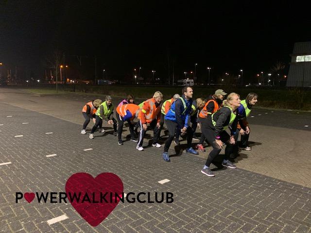Powerwalkingclub Steenwijk